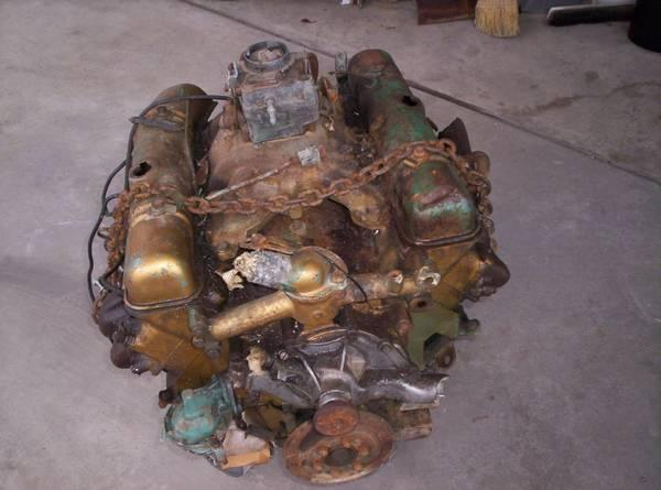 1959 - 1960 Buick 364 V8 Nailhead Engine - for Sale in Port