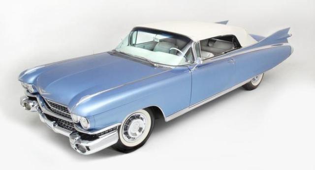 1959 Cadillac Eldorado Biarritz For Sale In Elliott Iowa Classified