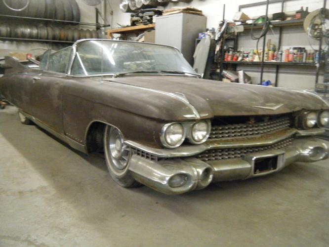 1959 Cadillac Eldorado Project For Sale In Venice California