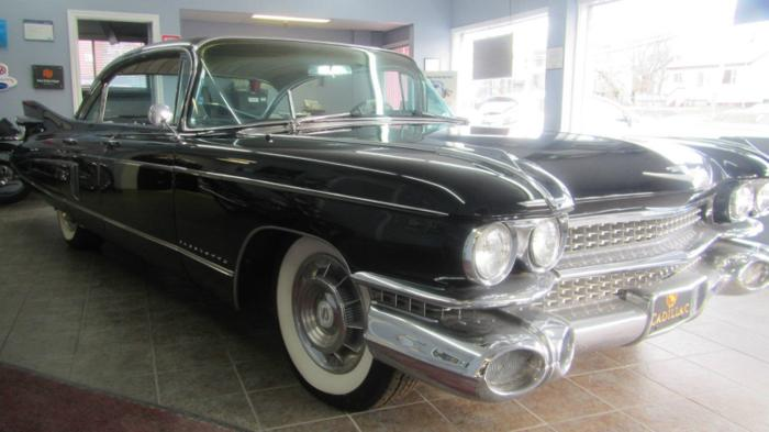 1959 cadillac fleetwood 60 special rwd for sale in terre haute indiana classified. Black Bedroom Furniture Sets. Home Design Ideas