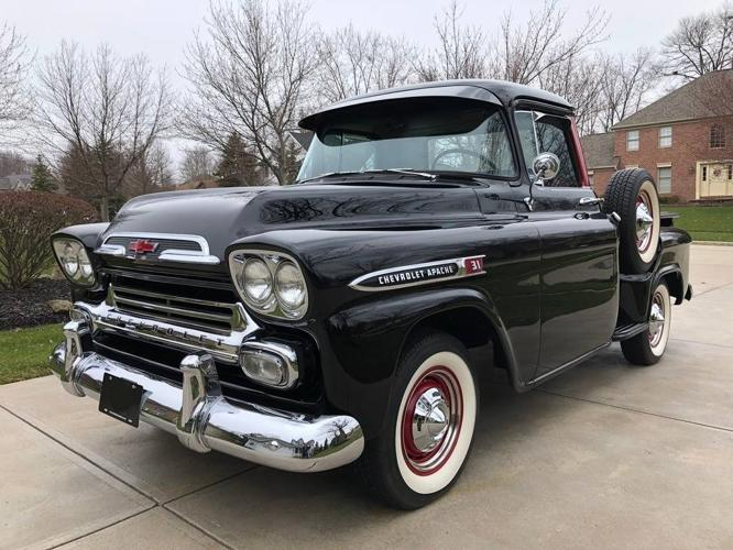 1959 Chevrolet Apache 3100 For Sale In Columbus Ohio Classified