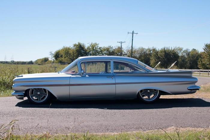 1959 Chevrolet Bel Air/150/210 Ride LS Swap Restomod