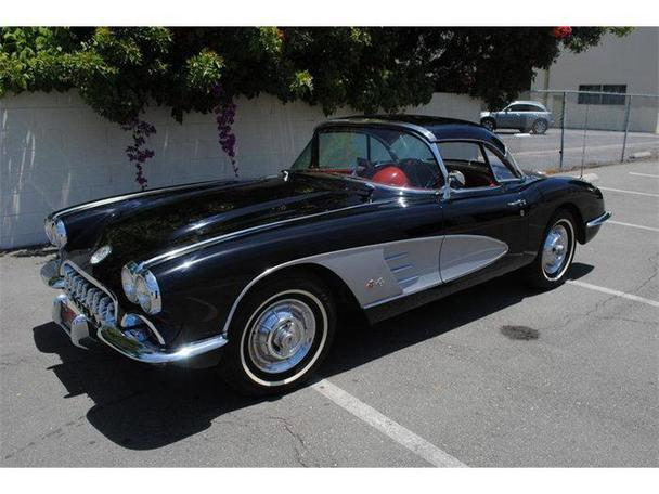 1959 chevrolet corvette for sale in costa mesa california classified. Cars Review. Best American Auto & Cars Review