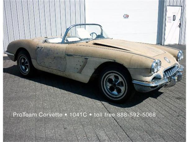 1959 chevrolet corvette for sale in napoleon ohio classified. Cars Review. Best American Auto & Cars Review
