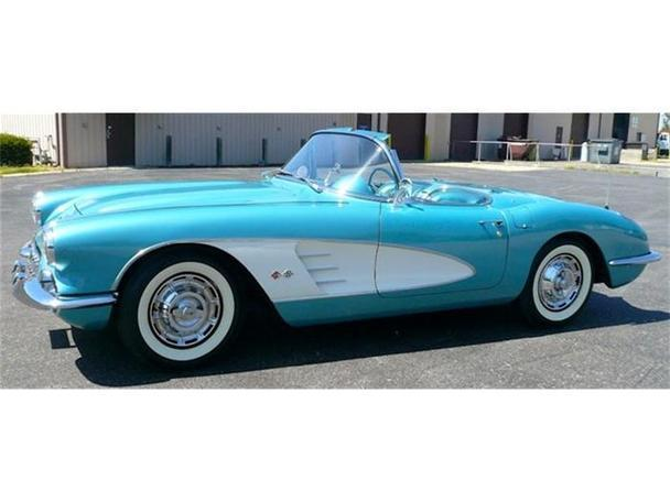 1959 chevrolet corvette for sale in hickory north carolina classified. Cars Review. Best American Auto & Cars Review