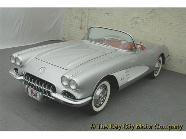 1959 chevrolet corvette for sale in bay city michigan classified. Cars Review. Best American Auto & Cars Review