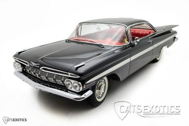 1959 Chevrolet Impala Fuel Injected