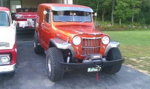 1959 chevrolet willys powered jeep for sale in croydon new hampshire classified. Black Bedroom Furniture Sets. Home Design Ideas