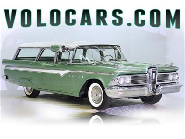1959 Edsel Custom For Sale In Volo Illinois Classified