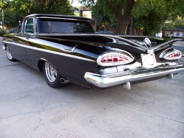 1959 el camino star car of dusk til dawn series carlos for sale in austin texas classified. Black Bedroom Furniture Sets. Home Design Ideas