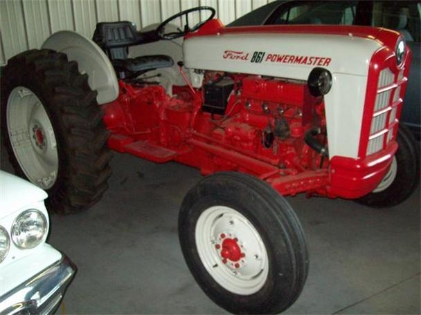 1959 Ford Tractor