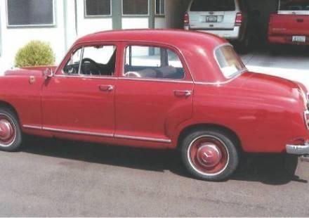 1959 mercedes benz 190d for sale az for sale in mesa for Mercedes benz 190d for sale
