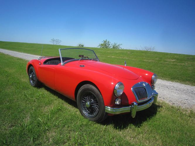 1959 mg mga roadster for sale in birdsville georgia classified. Black Bedroom Furniture Sets. Home Design Ideas