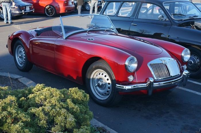 1959 mg mga twin cam for sale in fort wayne indiana classified. Black Bedroom Furniture Sets. Home Design Ideas