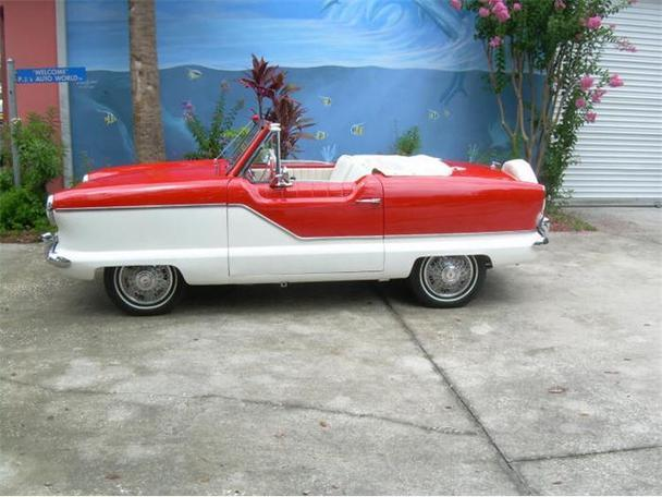 1959 Nash Metropolitan For Sale In Clearwater Florida