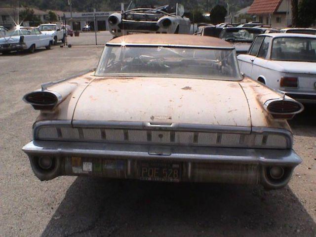 1959 Oldsmobile 98 4 Door Hard Top Holiday For Sale In Glendora