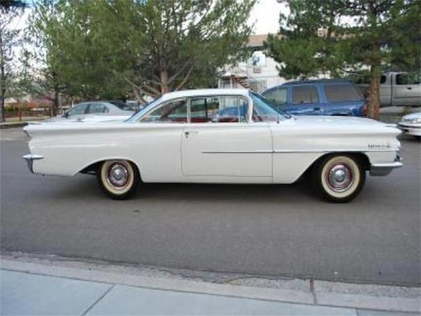 1959 oldsmobile dynamic 88 for sale in sioux city iowa classified. Black Bedroom Furniture Sets. Home Design Ideas