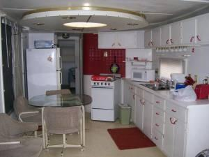 1959 spartan trailer home only two years made - $18500