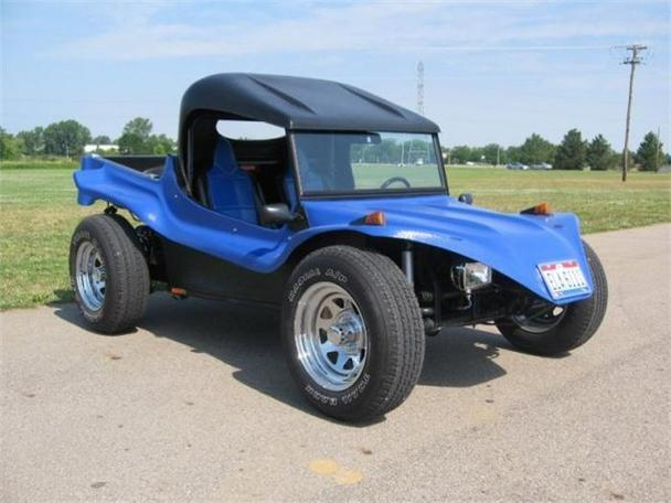 1959 Volkswagen Dune Buggy For Sale In Dayton Ohio