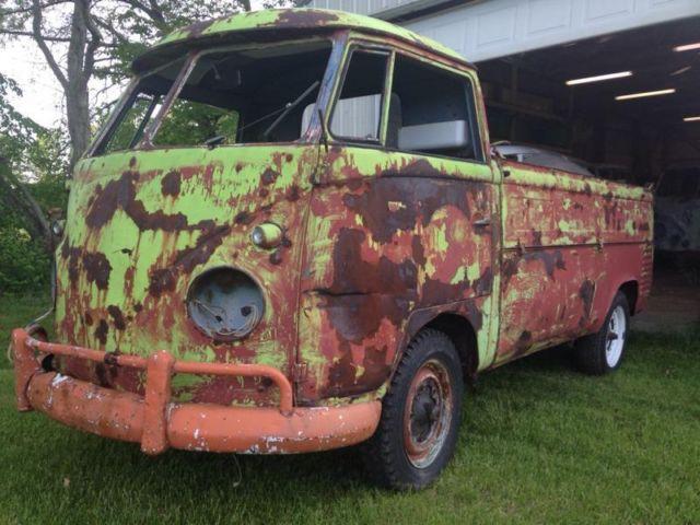 1959 Vw Single Cab Truck Pickup Volkswagen Bus 28546335