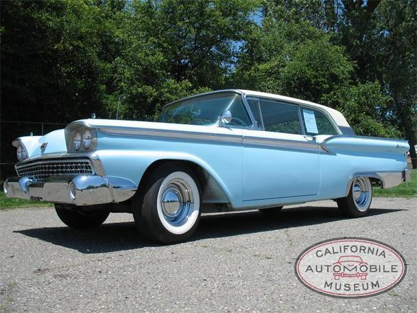 1959 ford galaxie 500 for sale in sacramento california. Cars Review. Best American Auto & Cars Review