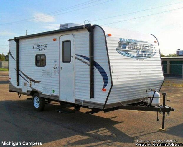 195bh Salem Cruise Lite Bunk House Camper For Sale In