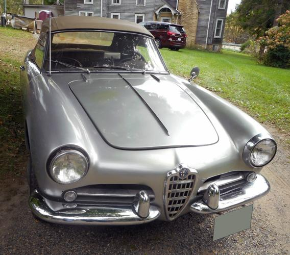 1960 Alfa Romeo 101 1300 Spider Veloce For Sale In