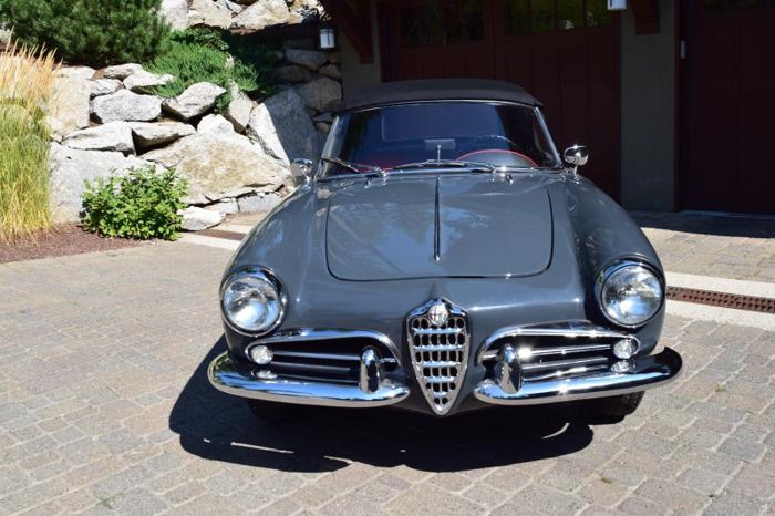 Alfa Romeo Giulietta Spider Veloce For Sale In Plum Lake - Alfa romeo giulietta 1960 for sale