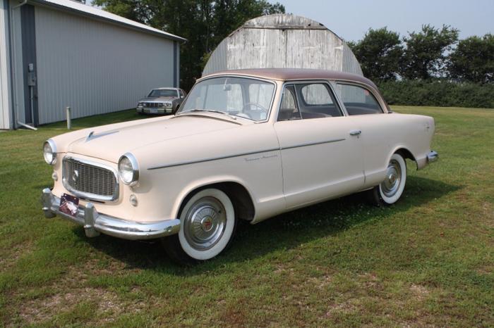 1960 Amc Rambler American Custion Rwd For Sale In Atlanta