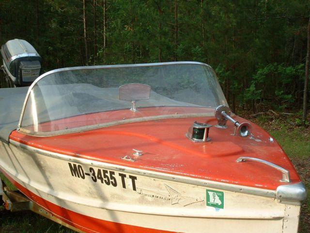 1960 Arkansas Traveler 14 Foot 14 Foot 1960 Boat In
