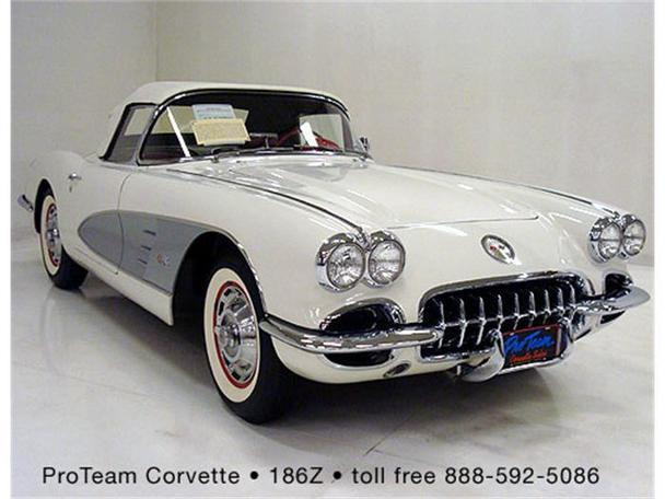 1960 chevrolet corvette for sale in napoleon ohio classified. Cars Review. Best American Auto & Cars Review