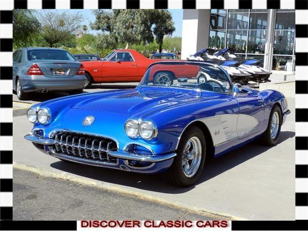 1960 chevrolet corvette for sale in scottsdale arizona classified. Cars Review. Best American Auto & Cars Review
