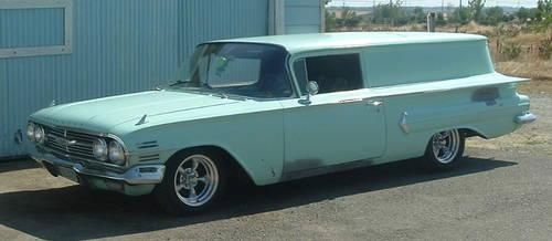 1960 Chevy Sedan Delivery