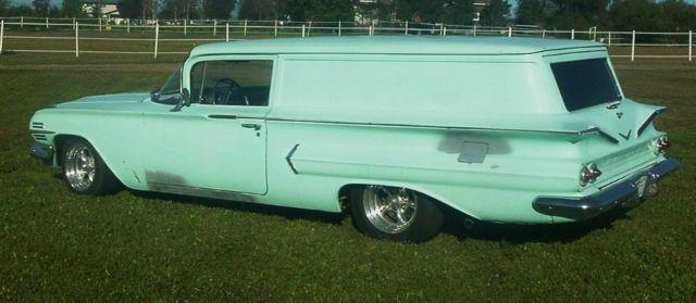 1960 Chevy Sedan Delivery For Sale In Arboga California