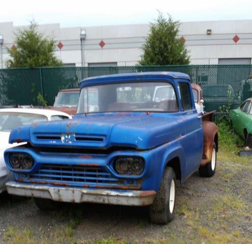 1960 ford pickup truck for sale in nokesville virginia classified. Black Bedroom Furniture Sets. Home Design Ideas