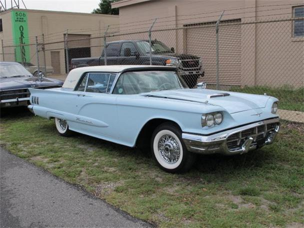 1960 ford thunderbird for sale in orlando florida. Cars Review. Best American Auto & Cars Review