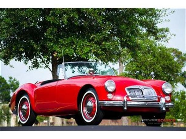 1960 mg mga 1960 mg mga classic car in houston tx 4347372577 used cars on oodle classifieds. Black Bedroom Furniture Sets. Home Design Ideas