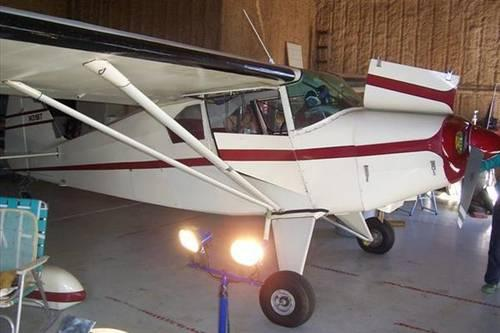 1960 Piper Pacer PA22-20 Tail Dragger Airplane