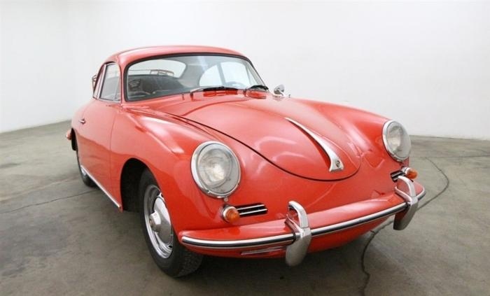 American Auto Sales Houston Tx: 1960 Porsche 356 1600S For Sale In Houston, Texas