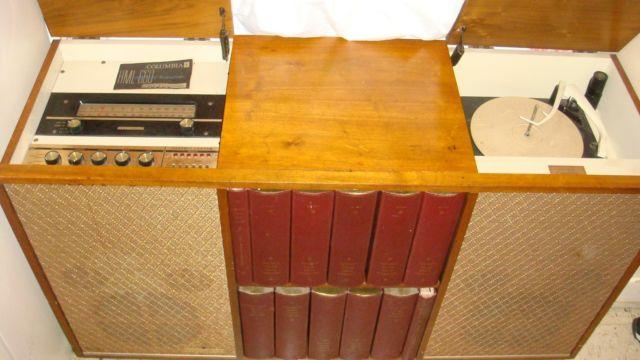 1960 S Columbia Stereo Console For Sale In Manhattan New