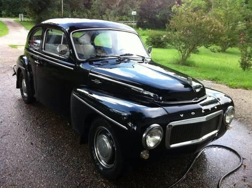 1960 Volvo P544 Coupe For Sale In Bell Fountain, Alabama