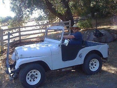 1960 Willys Jeep CJ5 - an original vehicle, ideal for ...