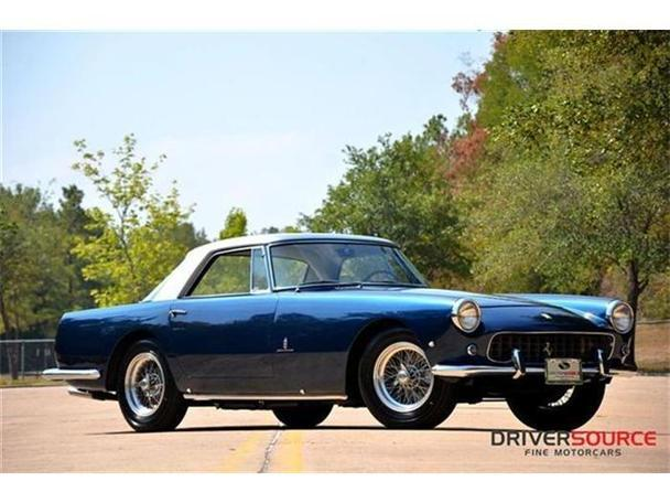 1960 ferrari 250 gt for sale in houston texas classified. Black Bedroom Furniture Sets. Home Design Ideas