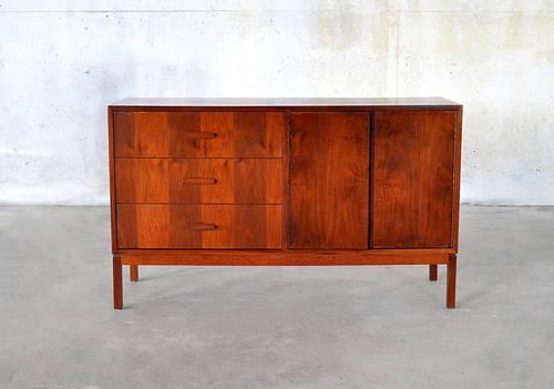 Danish Modern Credenza For Sale : S mid century danish modern credenza bar buffet hutch cabinet
