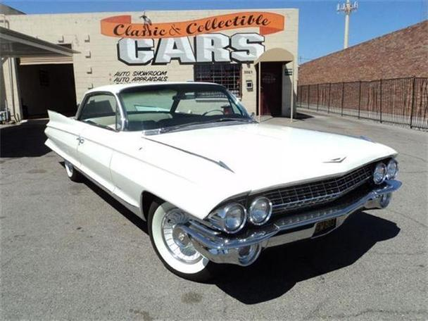 1961 cadillac series 62 for sale in las vegas nevada classified