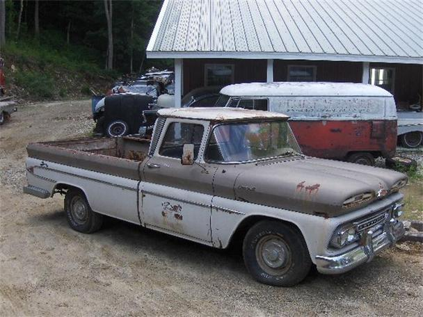 1961 Chevrolet Apache for Sale in Woodstock, Connecticut ...