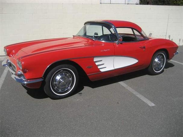 1961 chevrolet corvette for sale in costa mesa california classified. Black Bedroom Furniture Sets. Home Design Ideas