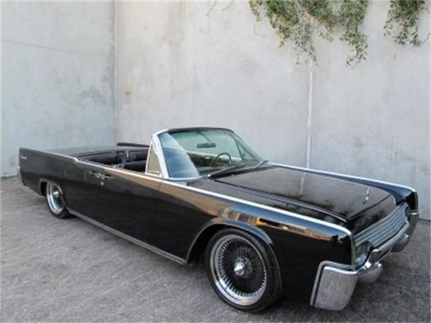 1961 lincoln continental for sale in beverly hills. Black Bedroom Furniture Sets. Home Design Ideas
