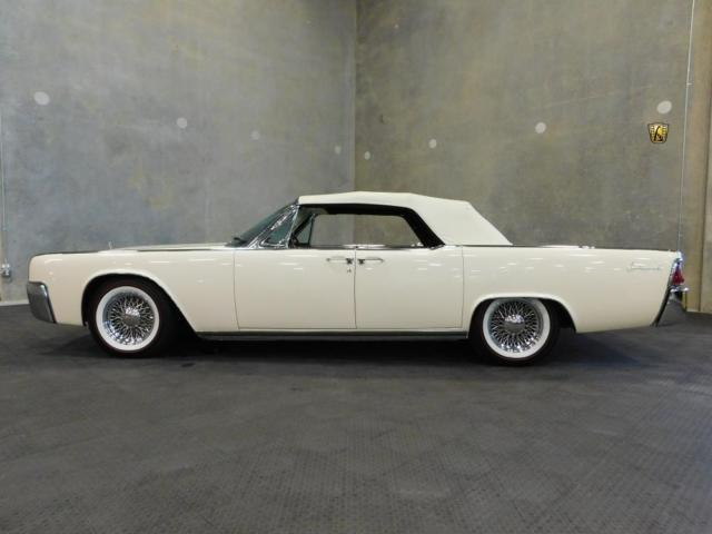 1961 lincoln continental convertible 492tpa for sale in. Black Bedroom Furniture Sets. Home Design Ideas