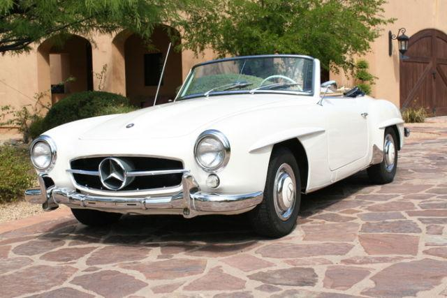 1961 mercedes 190 sl 1961 mercedes benz 190sl classic for Used mercedes benz in san antonio